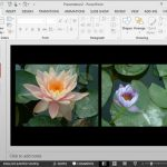 Create Photo Album in PowerPoint