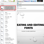 Create Custom Theme Fonts in PowerPoint