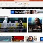 Show Websites in PowerPoint