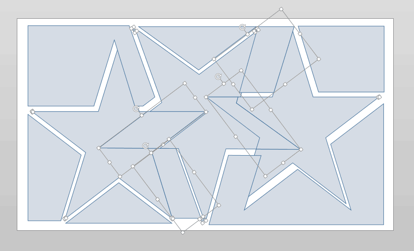 Fragment Shapes in PowerPoint