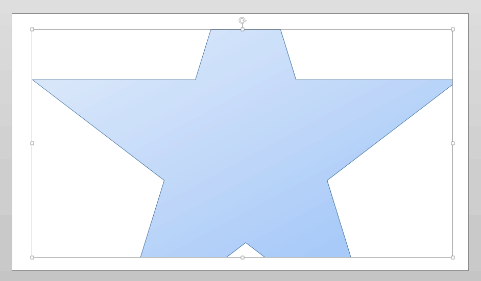 Shape Intersect Command in PowerPoint