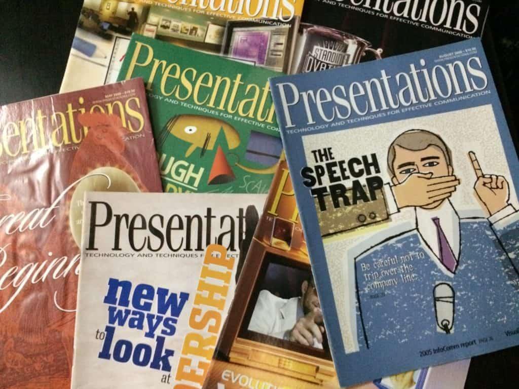 Presentations Magazine