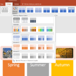Working with SmartArt: Change Shape Colors of SmartArt Graphics in PowerPoint