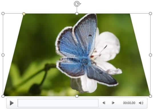 PowerPoint Video Shape