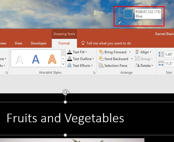 Fills, Lines, and Effects: Advanced Eyedropper Options in PowerPoint