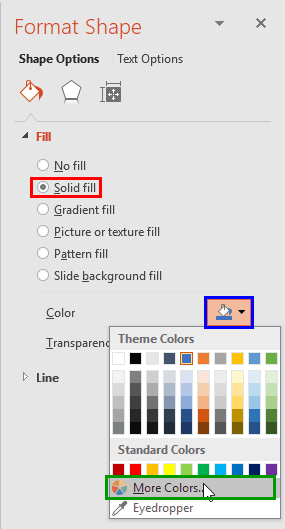 Color Models: Working with RGB Colors in PowerPoint