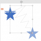 Drawing Custom Paths for Motion Path Animations in PowerPoint