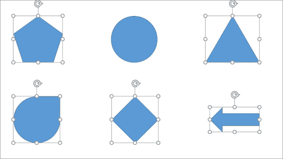 Select and Deselect Shapes in PowerPoint