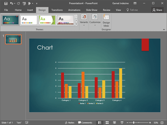 Change Presentation Aspect Ratio from Widescreen to Standard (and Vice Versa) in PowerPoint