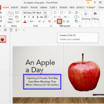 Text Basics: Text Alignment in PowerPoint