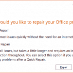 Repair, Install, and Update PowerPoint and Office: Repair Office and PowerPoint