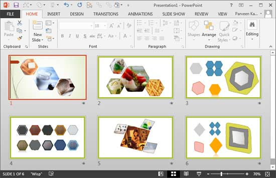 Applying Slide Masters to Individual Slides in PowerPoint