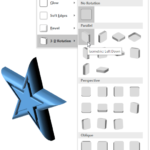 Apply 3-D Rotation Effects to Shapes in PowerPoint