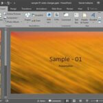 Picture Fills for Slide Backgrounds in PowerPoint