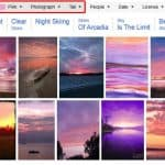 Bing Image Search: Bing Images Search by Layout