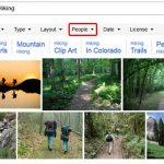 Bing Images Search by People
