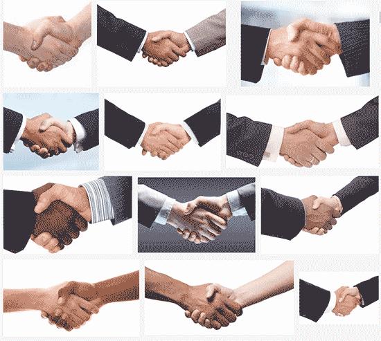 Handshake Pictures