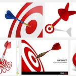 Visual Clichés: Target and Dart Pictures