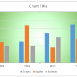 Apply Gradient Fills to Plot Area of Charts in PowerPoint
