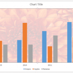 Plot Area: Apply Picture Fills to Plot Area of Charts in PowerPoint