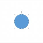 Aligning and Distributing Shapes: Align Shapes to Center of Slide in PowerPoint