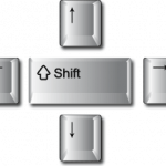 Shift Key Fun