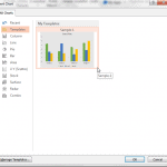 Where are Chart Templates Saved in PowerPoint