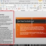 Spelling, AutoCorrect, and Reference Tools: Changing Proofing Language for an Entire Presentation