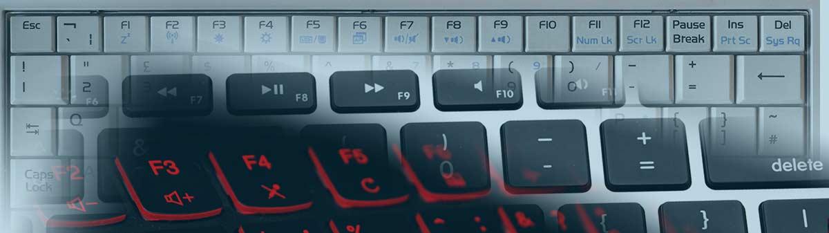 PowerPoint Keyboard Shortcuts Not Working